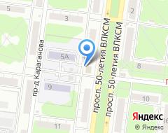 Компания ТехноСтройКомплект на карте города