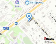 Компания Новая Линия на карте города