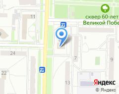 Компания ОКНА ГОСТ на карте города