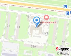 Компания ВОЛГА-РОСпроект на карте города