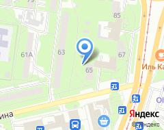 Компания Виктория на карте города