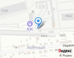 Компания ВТС-Строймеханизация на карте города