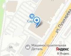 Компания Сарай на карте города