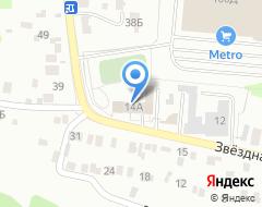 Компания СтройМастер на карте города