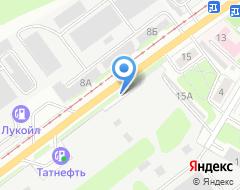 Компания Стройдеталь на карте города