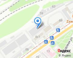 Компания ТехПрофСервис на карте города
