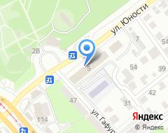 Компания СПМК Ульяновская на карте города