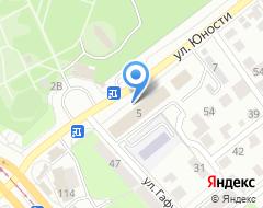 Компания Промальп на карте города
