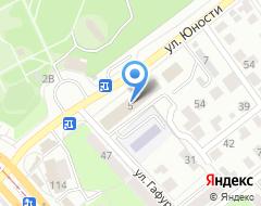 Компания УльяновскАгроПромПроект на карте города