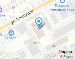 Компания СМК-1 на карте города