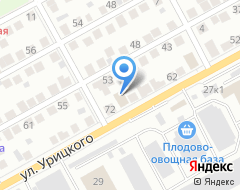 Компания Симбирск 3D Европол на карте города