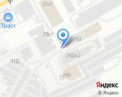 Компания Магазин строительных товаров на карте города