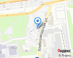 Компания Промбурвод Регион Холдинг на карте города