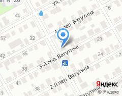 Компания Базальт на карте города