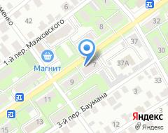 Компания Рослесинфорг ФГУП на карте города