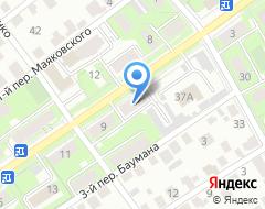 Компания Рослесинфорг, ФГБУ на карте города