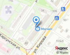 Компания Фаянс-сан на карте города