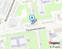 Компания Симбтехресурс на карте города