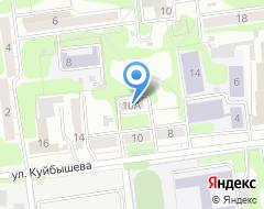 Компания Ульяновскэлектротранс, МУП на карте города