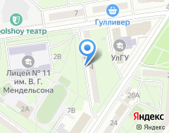 Компания Инейкин А.А на карте города