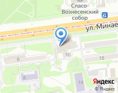 Компания ЭВЕРЕСТ на карте города