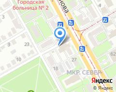 Компания Ремьера на карте города