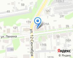 Компания УЛДОР на карте города