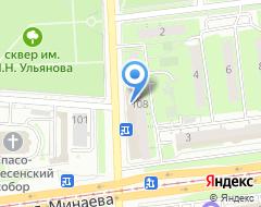 Компания Икссайт на карте города