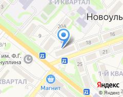 Компания Банкомат Поволжский банк Сбербанка России на карте города