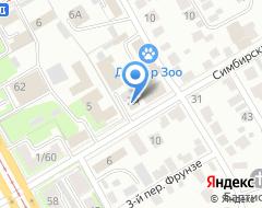 Компания ССТ на карте города