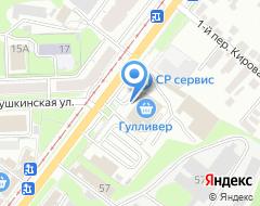 Компания МИШАР на карте города