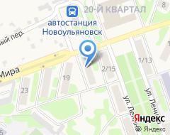 Компания АКБ Актив банк на карте города