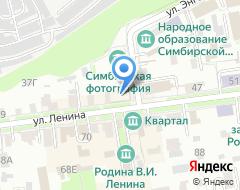 Компания ТатСтройПоволжье на карте города