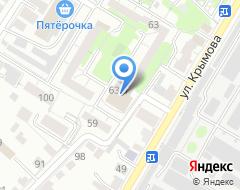 Компания Финколор-Ульяновск на карте города