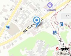 Компания Оникс на карте города