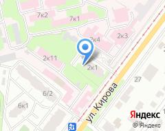 Компания Мишель на карте города