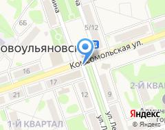 Компания ЦЕНТР ЭФФЕКТИВНЫХ ПРАВОВЫХ РЕШЕНИЙ на карте города