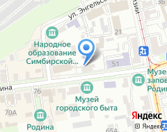 Компания ВКО-Проект на карте города