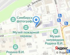 Компания Спецпроектреставрация на карте города