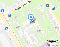 Компания Стройкомфорт+ на карте города