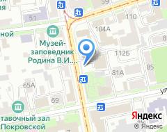 Компания Stildoor Arkada на карте города