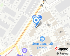 Компания Теплотехника на карте города