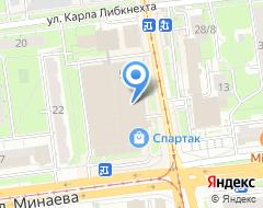 Компания ДивизиON на карте города