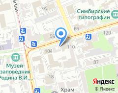 Компания Эльбрус на карте города