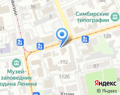 Компания Роса Плюс на карте города