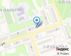 Компания Агентство недвижимости на Комсомольской на карте города