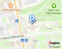Компания УниверсалСтройСервис на карте города