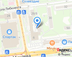 Компания Курс на карте города