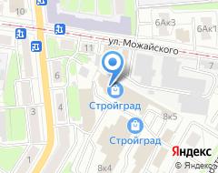 Компания НЕПТУН на карте города