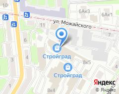 Компания Сеть магазинов отделочных материалов на карте города